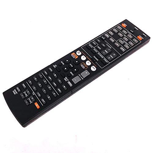 HUYANJUN, Neue Fernbedienung RAV491 ZF30320. Kompatibel mit Yamaha HTR-4066 RX-V475 AV Empfängerradio. TV ERSETZEN SIE RAV375 RX-V375 RAV494 RX-V479