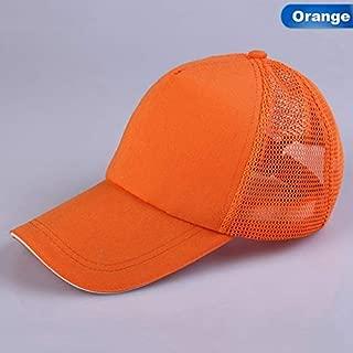 BEESCLOVER Glitter Ponytail Baseball Cap Women Snapback Hat Summer Messy Bun Mesh Hats Casual Adjustable Sport Caps Drop Shipping