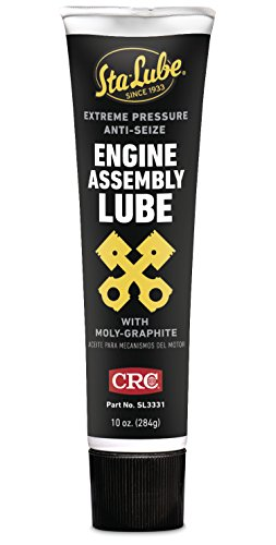 Sta-Lube SL3331 Extreme Pressure Engine Assembly Lube, 10 Wt Oz