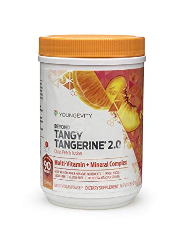 Beyond Tangy Tangerine 2.0 Citrus Peach Infusion Canister by...