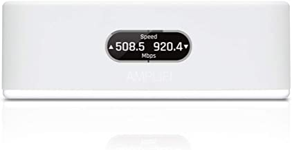 AmpliFi Instant WiFi Router by Ubiquiti Labs, Seamless Whole Home Wireless Internet Coverage, WiFi Router w/Touchscreen Di...