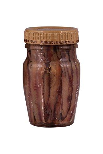 Filetti di alici di Cetara 80 ml