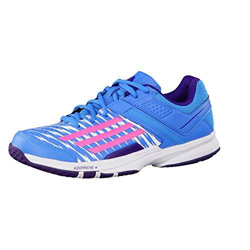 Adidas Counterblast 5 Zapatillas de Handball para Mujer - Blanco-Blue-43.5