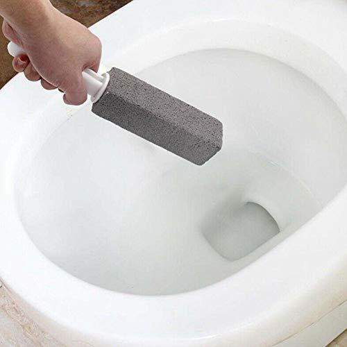 Küche Wasch-Reinigungs-Tools Pinsel Wand Fliesen Spülen Badewannen 360 Grad-Reinigungs-Werkzeug Tragbare Bimsstein Wasser Toilettenreiniger für Küche & Kfz Reinigungs-Zubehör