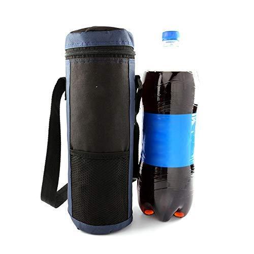 EPRHAY - Bolsa aislante para botellas de agua, para viajes, camping, senderismo, pesca