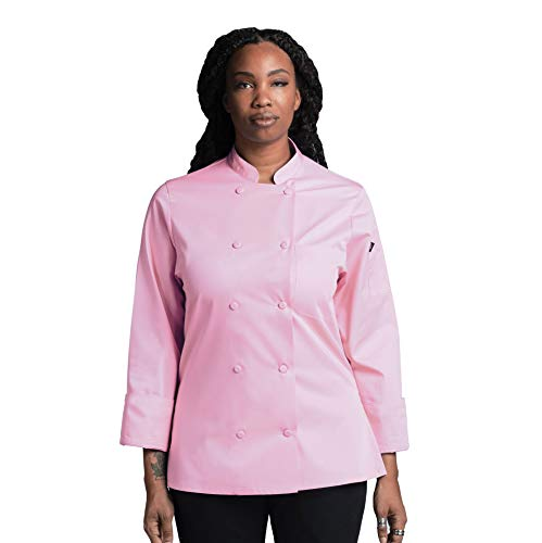 Uncommon Threads Women's Plus Size Long Sleeve, Pink, XX-Large
