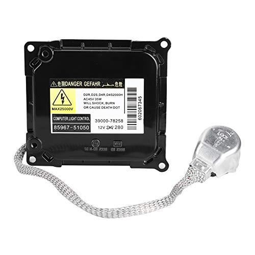 Xenon-Scheinwerfer-Vorschaltgerät Scheinwerfer-Zündsteuergerät Vorschaltgerät für Vorschaltgerät für GS300 ES350 GS350 GS430 DDLT003