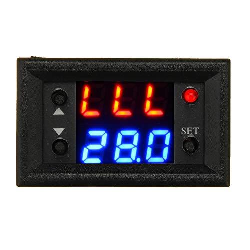 ILS - -50~120 DC 12V Mini módulo Controlador Temperatura termostato regulador Digital