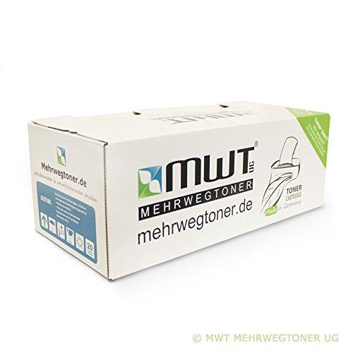 4X MWT XXL kompatibel Toner für HP Color Laserjet CP 3525 X DN N ersetzt CE250X-53A