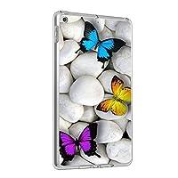Fuleadture iPad Air 2/iPad Air保護ケース,TPUゲルシリコーン アンチダスト クリア スリム 軽量 耐衝撃性 キズ防止 落下に強い クリア 軽量 カバーケース iPad Air 2/iPad Air Case-ac570