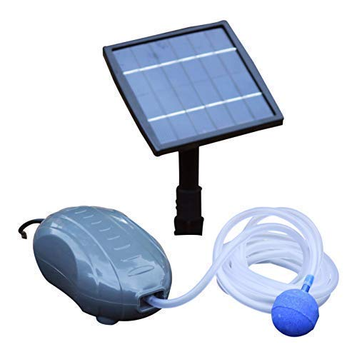 PK Green Oxigenador Pesca Solar para...