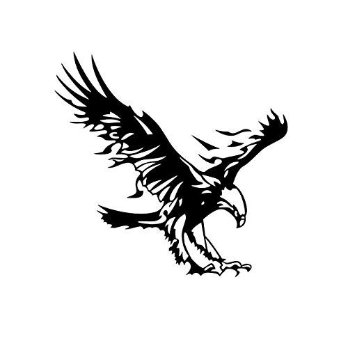 A/X Flying For Auto Car Bumper Window Vinyl Decal Sticker Decals Cool Graphics