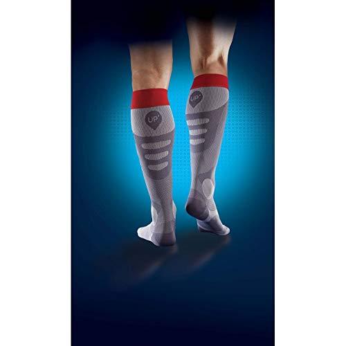 Calcetines de recuperación compresivos Sport UP® Thuasne Sport - Antracita - Talla L