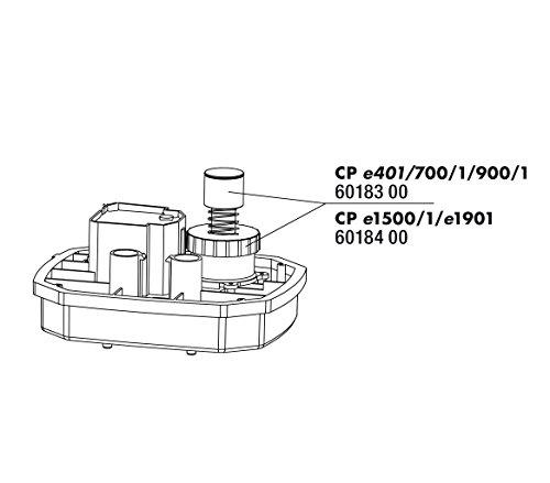 JBL CP e4/7/900/1 Startknopf+Überwurfmutter