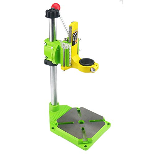 Big Save! Ogrmar Drilling Collet Drill Press Table for Drill Workbench Repair Tool (BG-6117)