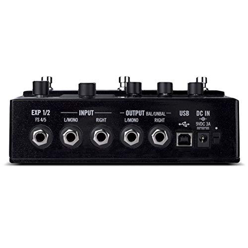 Line6マルチエフェクターHXStomp超コンパクトなプロフェッショナル・ギター・プロセッサー300種類以上のエフェクトとアンプ・モデルオーディオインターフェイス機能