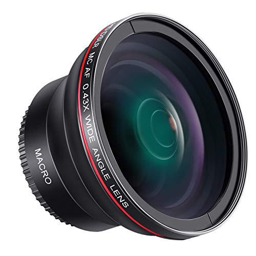Neewer -   52mm 0,43x HD