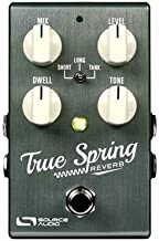 Source Audio True Spring Reverb Pedal w/Tap Switch