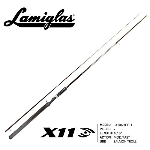 Lamiglas x-11 Salmon/Steelhead Rod