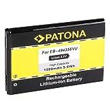 PATONA Batería EB-494358VU Para Samsung CC I569 I579 S5660 Galaxy Gio S5670 Fit S5830 Ace S5838...