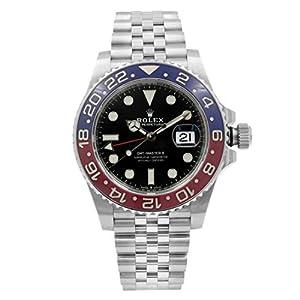 "Fashion Shopping Rolex GMT-Master II""Pepsi"" Men's Luxury Watch 126710BLRO"
