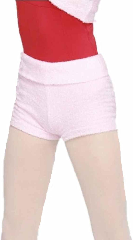 Girls Thicken Ballet Dancing Warm Mini Shorts