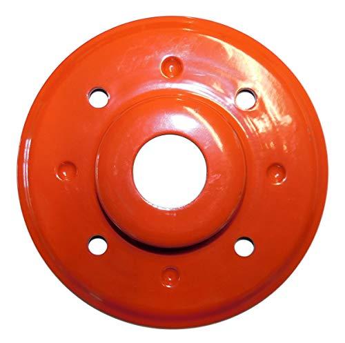 ATIKA Ersatzteil | Lagerschale (Lager Ø 72mm 4 Bohrungen) für Betonmischer M 150E / Profi 145 S/SX 145 S