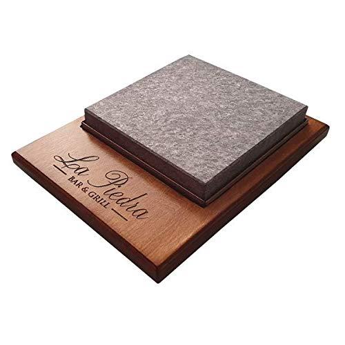 Piedra para Carne Piedrasar de 20x20 Personalizado