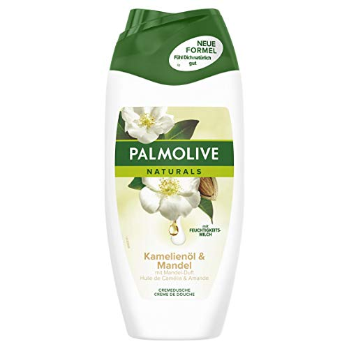 Palmolive Naturals Kamelienöl & Mandel Cremedusche, 250 ml
