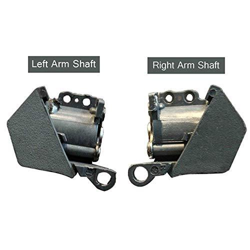 Fahrwerkfeder Stoßdämpfer Links und Rechts Rotierende Welle für DJI Mavic Pro/Zoom Drone Ersatzteile Zubehör - Schwarz