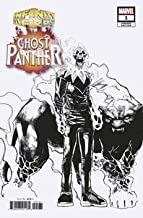 INFINITY WARS GHOST PANTHER #1 (OF 2) RAMOS DESIGN VAR 1:10