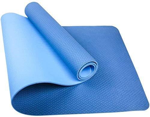 Busirsiz Colchonetas de Yoga, Principiante sin Sabor se ensanchan Las esteras de la Aptitud Antideslizante esteras Bailan