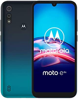 Moto E6s Unlocked International GSM only 2 32GB 13MP Camera 2019 Blue Model Number XT2053 2 product image