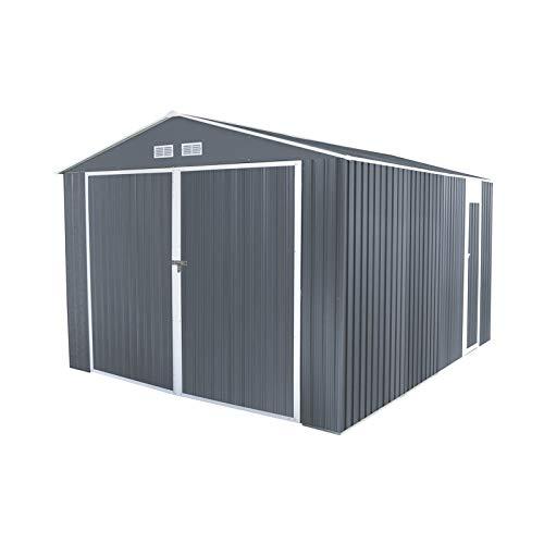 Garaje Metálico Gardiun Durham 15, 36 m² Ext