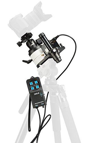 Bresser Foto-Montierung mit Nachführung für leichte Teleskope und Teleobjektive zur Erstellung von Astrofotos