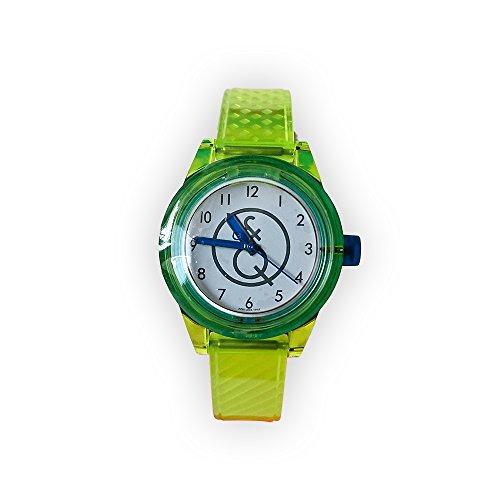 Reloj unisex Citizen Smile Solar Mini Eco-Drive Q&Q RP01J006Y