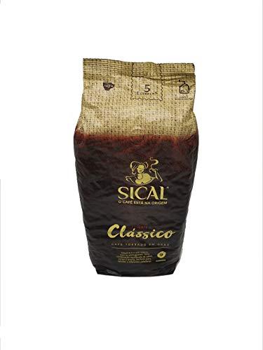 Sical Delicious Portugiesisch Kaffeebohnen 5Sterne (1kg)