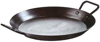 Lodge Carbon Steel Skillet, Pre-Seasoned, 15-inch,Black