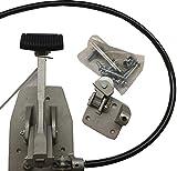 "Universal Dual ""Brake"" Set, Instructors Passenger Side Brake, School Student Drivers E..."