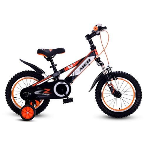 Kinderfietsen Kinderfiets single speed fiets student fiets jongen meisje fiets mountainbike, geschikt voor kinderen van 3-10 jaar