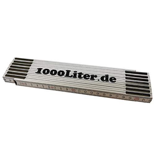 Zollstock 3 Meter ! 300cm ! ACHTUNG 6er Vorratspack 6 x Zollstock