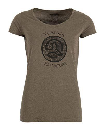 Ternua ® Nutcycle W Camiseta Mujer