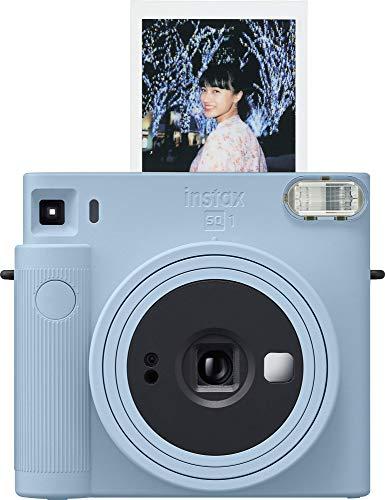 Câmera instantânea Fujifilm Instax Square SQ1 – Azul geleira (16670508)