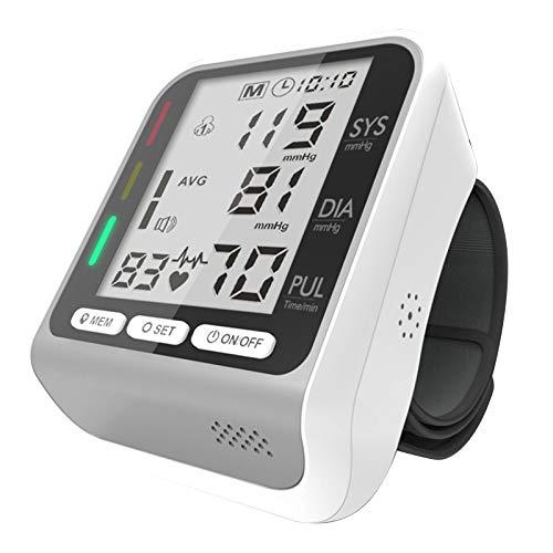 Blutdruckmessgerät Handgelenk Typ Elektrisches Blutdruckmessgerät mit großem Display