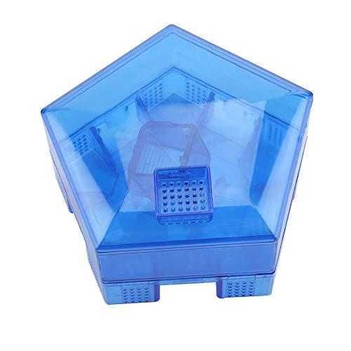 Trampa para cucarachas, caja de trampa para cucarachas reutilizable, no tóxica, asesino eficaz, hogar, cocina, atrapa insectos, casa