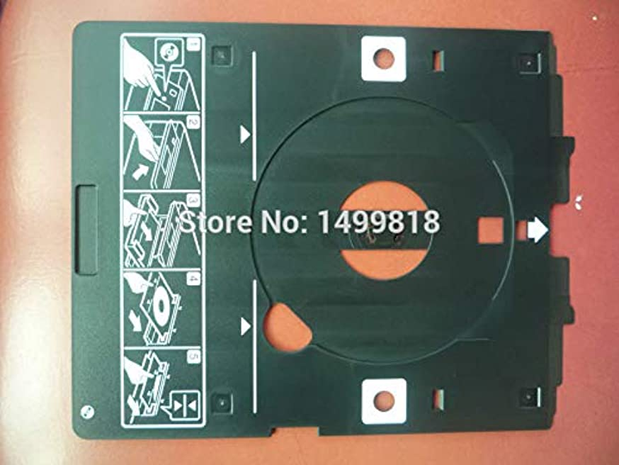Printer Parts Original New CDR CD Tray for Eps0n XP810 XP750 XP802 XP702 XP600 XP601 XP605 XP510 CD Disk Sheet CDR Assy Tray