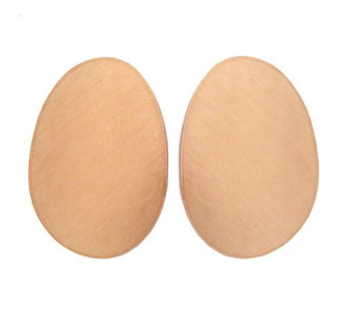 Sodacoda Damen Bauch-Weg Effekt Mieder Hose - inkl entnehmbare Figurformende Hüft Push-Up Polster - Runde Hüften Schlanker Bauch (NUR Pads Beige M)