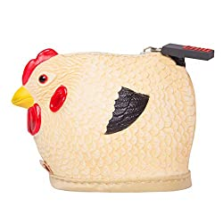 Chicken shaped purses are the perfect gifts for chicken lovers