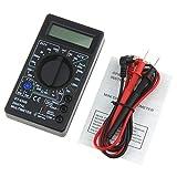 Ba30DEllylelly Multímetro Digital de Bolsillo DT-830B 1999 Cuentas AC/DC voltios amperios ohmios...