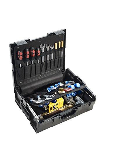 B&W Werkzeugkoffer L-BOXX 136 FG (Koffer aus ABS, Volumen 12,4l, 40 x 10 x 31 cm innen) 118.02, ohne Werkzeug